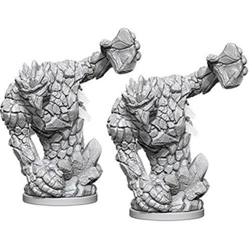 Мініатюра Pathfinder Battles Miniatures Medium Earth Elemental