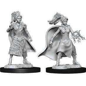 Миниатюра Nolzur's Marvelous Miniatures Human Sorcerer