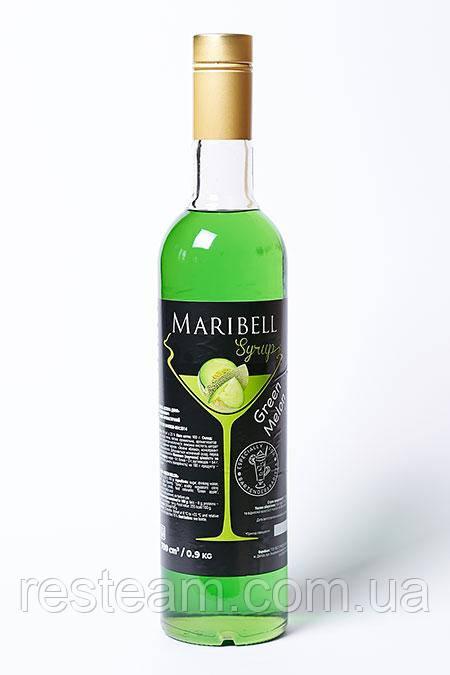 """Диня зелена сироп """"Мaribell""""  0,7л 900гр"""