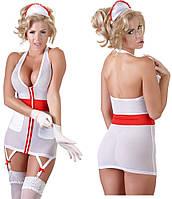 Еротичний рольової костюм медсестри Cottelli Collection Nurse Set від Orion