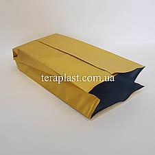Гассет-пакет с центральным швом золото 250г 80х250х32, фото 3