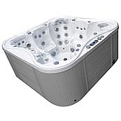 Гидромассажный спа бассейн IQUE Eden 2310-EP (229 х 229 х 96 см) (WiFi)