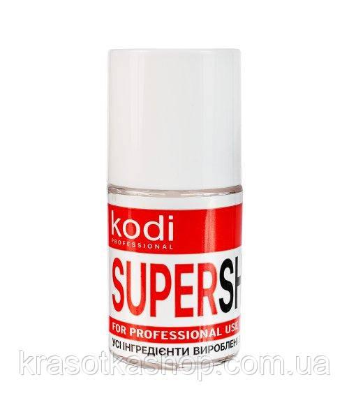 Super Shine KODI PROFESSIONAL - Сушка для лаку, 15 мл