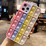 Чехол антистресс Pop it premium на iPhone 12 Pro, фото 9
