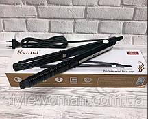 Профессиональный утюжок плойка гофре для волос KM-2139