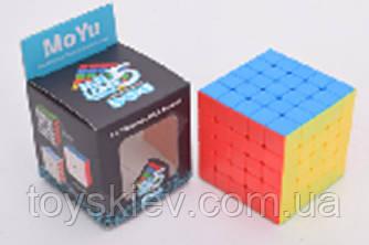 Кубик логіка MF8862B (1699480) (120шт 4) 5*5, в коробці 6,5*6,5*6,5 см (MF8809)