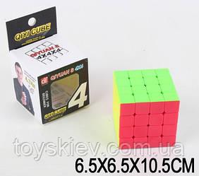 Кубик логіка EQY506 (1634475) (168шт 4) 4*4, в коробці 6,5*6,5*10,5 см