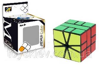 Кубик логіка 336 (144шт 2)в коробці 6*6*9см