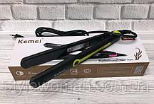 Профессиональный утюжок плойка для волос KM-2119