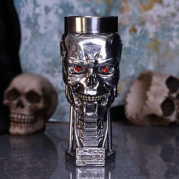 Кубок T-800 Terminator 18cm(Nemesis Now)
