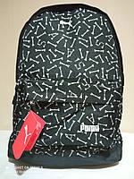Рюкзак міський чорний, рюкзак оптом, фото 1