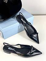 Стильні черевики Prada (репліка), фото 1