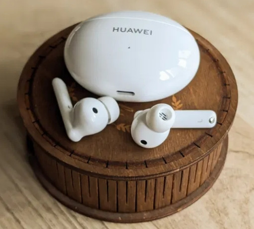 Навушники Huawei FreeBuds 4i white