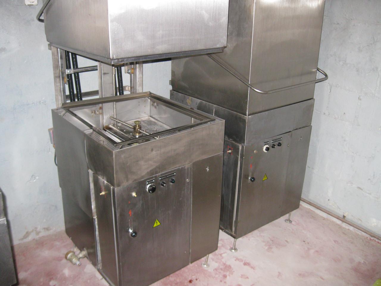Посудомоечная машина мпу-700