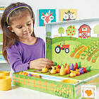 Навчальний Ігровий Набір-Сортер Learning Resources - Розумний Фермер LER5553, фото 4