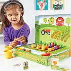 Навчальний Ігровий Набір-Сортер Learning Resources - Розумний Фермер LER5553, фото 5