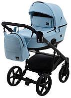 Дитяча коляска 2 в 1 Bair Kiwi Soft BKS-027 голубий