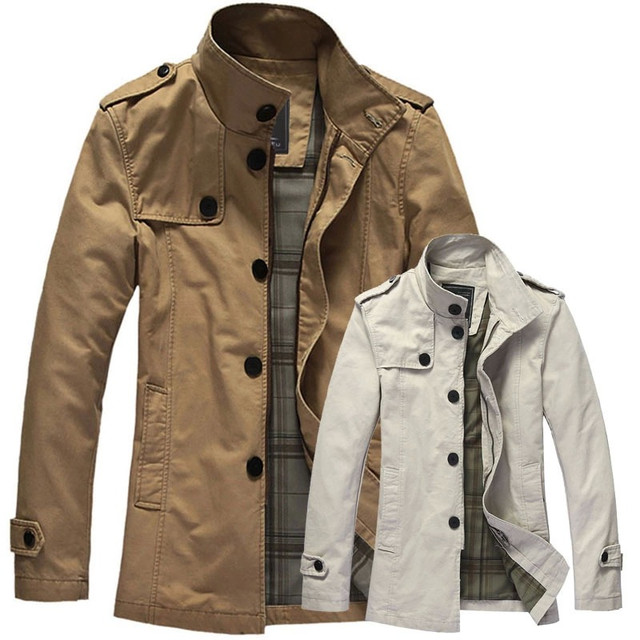 Куртки, ветровки мужские демисезонные