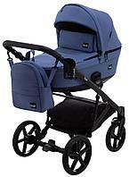 Дитяча коляска 2 в 1 Bair Kiwi Soft BKS-43 синій