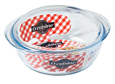 Кастрюля для запекания круглая O Cuisine 1.6 л 204AC00