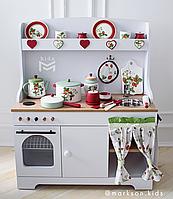 Детская игровая кухня Markson kids - Strawberry MINNI