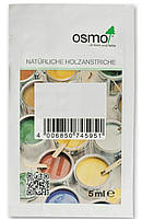 Непрозора фарба для зовнішніх робіт OSMO LANDHAUSFARBE 2703 сіро-чорна, фото 3