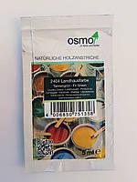 Непрозрачная краска для наружных работ OSMO LANDHAUSFARBE 2404 темно-зеленая, фото 3