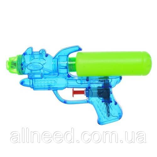 Водяний пістолет M 5932 17 см (Синій)