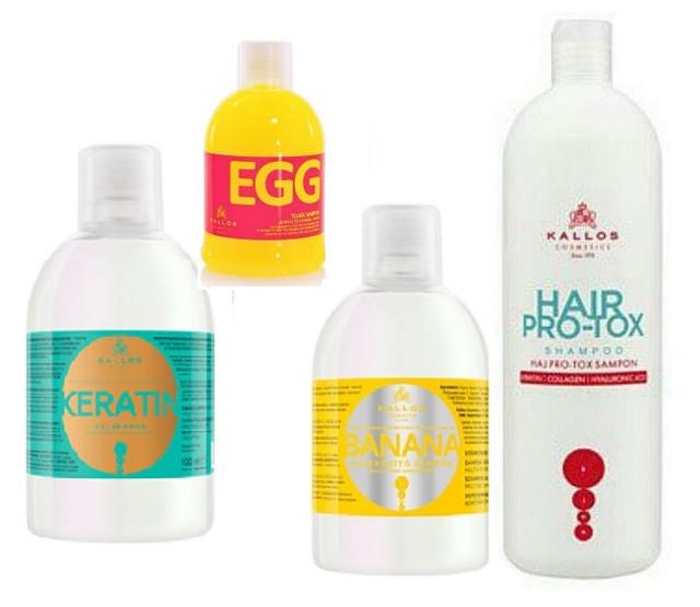 Шампуни для волос KALLOS COSMETICS