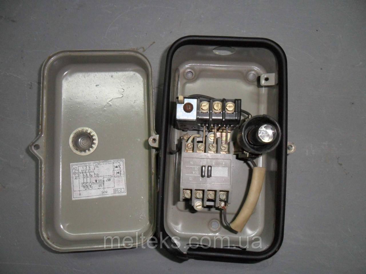 Пускатель электрический для ФАК (цены в тексте описания)