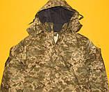 Зимняя куртка пиксель ВСУ. Очень качественная ткань ВО-ММ-14, фото 6