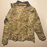Зимняя куртка пиксель ВСУ. Очень качественная ткань ВО-ММ-14, фото 8
