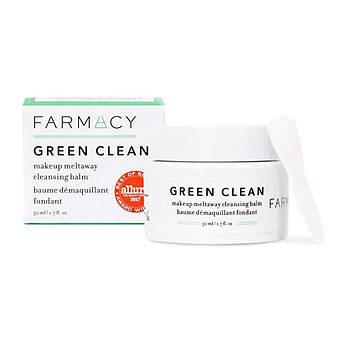 Бальзам для очищения и удаления макияжа Farmacy Green Clean Makeup Removing Cleansing Balm 50 мл