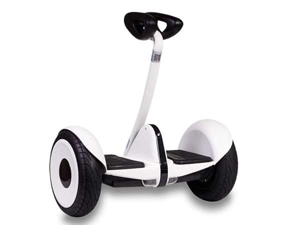 Міні сігвей гироскутер Ninebot Mini Robot Білий (White). Міні-сігвей гіроскутер Білий. Найнбот міні Робот