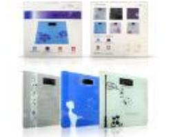 Весы электронные напольные бытовые квадратные 180кг S-2015K