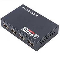 Коммутатор HDMI 1*4 Splitter 4K2K
