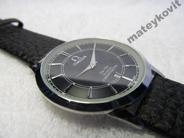 Мужские ультратонкие часы OMEGA De Velle