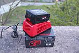 Дрель-шуруповерт ударная аккумуляторная Powerworks P24CDK4 / Greenworks G24CDK4 с АКБ 4 Ач и ЗУ, фото 7