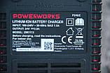 Дриль-шуруповерт ударний акумуляторний Powerworks P24CDK4 / Greenworks G24CDK4 з АКБ 4 Ач і ЗУ, фото 10