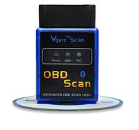 Диагностический сканер OBD2 ELM327 v2.1 , фото 1