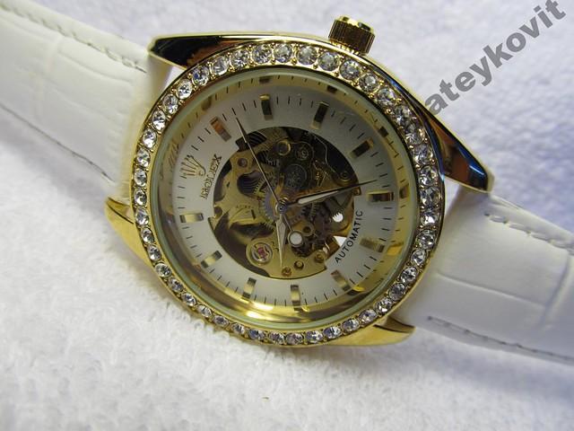 Женские часы ROLE-X  автоподзавод копия