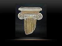 Кашпо Настенное Греческая колонна Р015