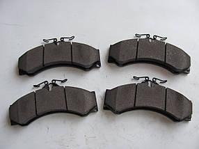Колодки тормозные передние/задние MB Sprinter 408-416/VW LT 46 96-