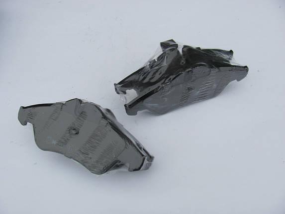 Колодки тормозные пер. MB Sprinter 208-316 96- Ate, фото 2