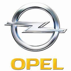 """Напис """"VIVARO 1.9 CDTI"""" (задні двері, хром / червоний) на Opel Vivaro 2001> 2006 - Opel (оригінал) - 4413639"""