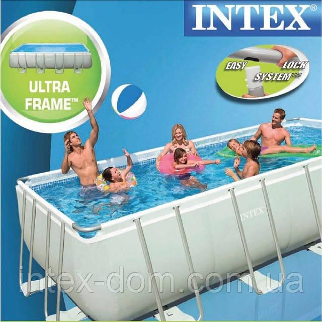 a9aef8dd34032 ПВХ для бассейна 54982 или 54482 (549x274x132cм) новое - Интернет-магазин  Intex-