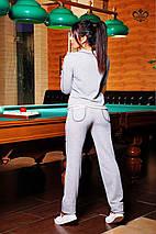 Серый спортивный костюм | Торнадо lzn, фото 3
