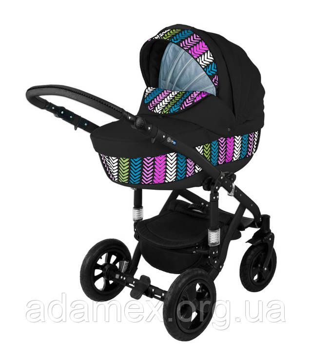 Универсальная детская коляска Адамекс Галактик
