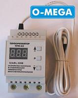 Терморегулятор цифровой ТРМ-40 для инкубатора (-55...+125) с термозащитой, фото 1