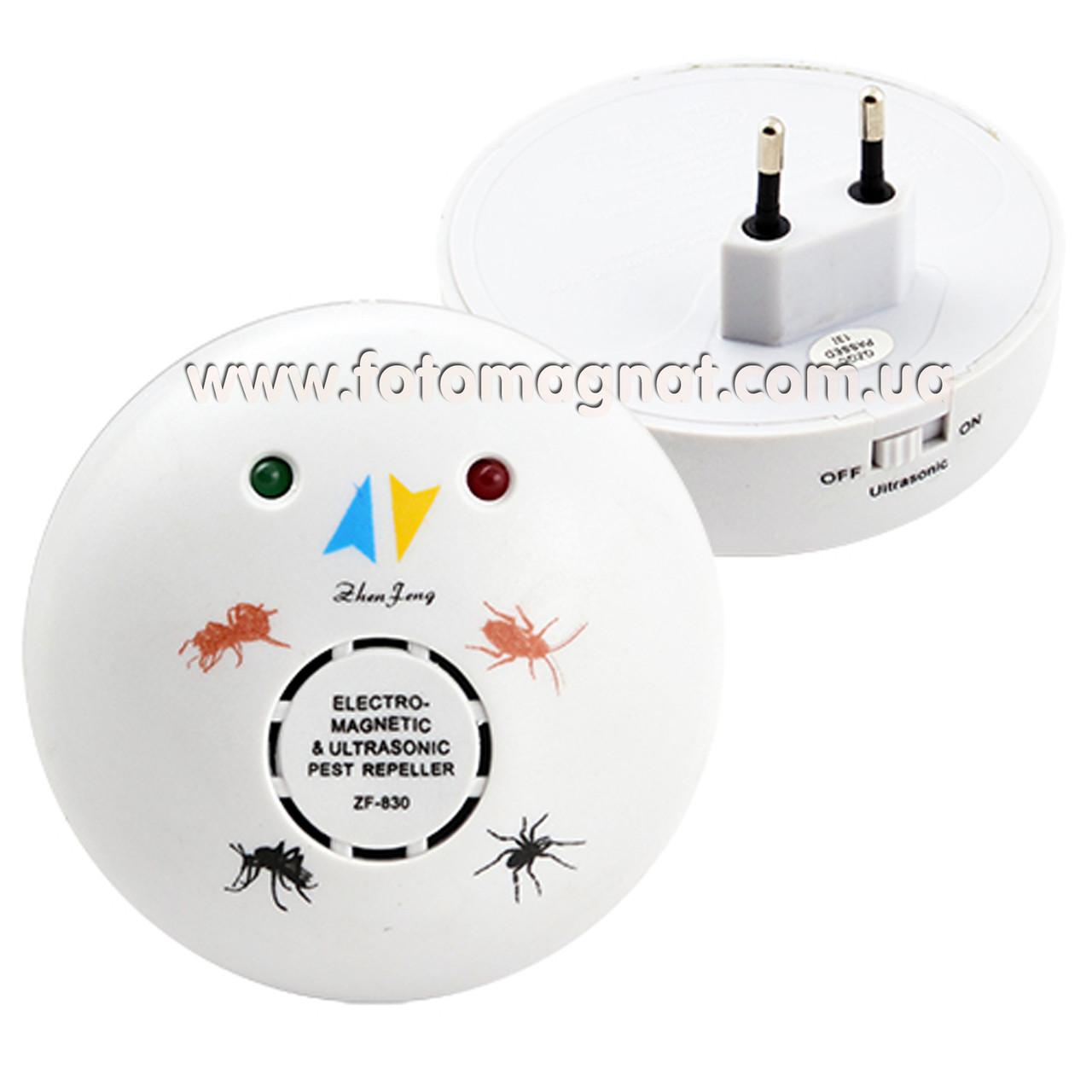 Мультиотпугиватель ZF- 830 E(отпугиватель насекомых)